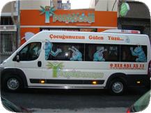 İpekböceği Fatih Anaokulu Servis